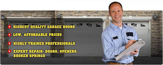 Kansas City Overhead Garage Door Repair